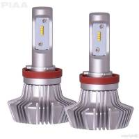 PIAA - PIAA Platinum H8 LED Bulb Twin Pack - Image 1