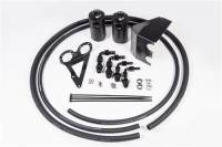 Radium Engineering - Radium Engineering 08-14 Subaru WRX STI Dual Catch Can Kit - Image 1
