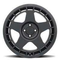 Fifteen52 - Fifteen52 Wheels Rim Turbomac 17X7.5 4X100 ET42 73.1CB Asphalt Black - Image 1
