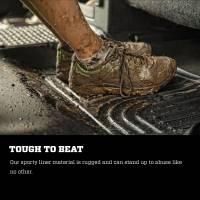 Husky Liners - Husky Liners 2016-2017 Chevrolet Cruze WeatherBeater Combo Floor Liners - Black - Image 8
