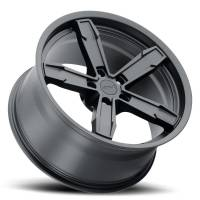 Factory Reproductions Wheels - FR Series Z10 Replica Iroc Wheel 20x11 5X120 ET43 66.9CB Satin Black - Image 2