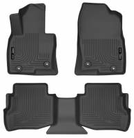 Husky Liners - Husky Liners 2017 Mazda CX-9 WeatherBeater Cargo Liner (Front and Second Rows) - Black - Image 1