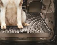 Husky Liners - Husky Liners 05-12 Chrysler Town Country/Dodge Grand Caravan Classic Style Gray Rear Cargo Liner - Image 4