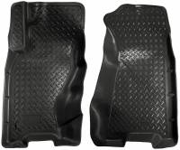 Husky Liners - Husky Liners 99-04 Grand Cherokee (4DR) Classic Style Black Floor Liners - Image 1