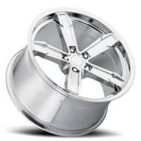 Factory Reproductions Wheels - FR Series Z10 Replica Iroc Wheel 20x10 5X120 ET20 66.9CB Chrome - Image 2
