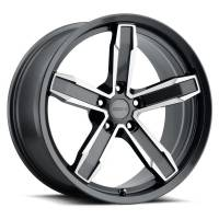 Factory Reproductions Wheels - FR Series Z10 Replica Iroc Wheel 20x11 5X120 ET43 66.9CB Grey Machine Face - Image 1
