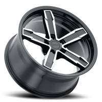 Factory Reproductions Wheels - FR Series Z10 Replica Iroc Wheel 20x11 5X120 ET43 66.9CB Gloss Black Machine Face - Image 2