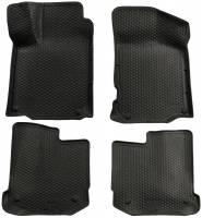 Husky Liners - Husky Liners 98-09 Volkswagen Beetle/00-05 Jetta/Golf Classic Style Front Black Floor Liners - Image 1