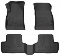 Husky Liners - Husky Liners 2012 Buick Verano WeatherBeater Combo Black Floor Liners - Image 1