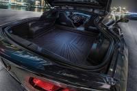 Husky Liners - Husky Liners 2014-2019 Chevrolet Corvette Coupe Mogo Black Cargo/trunk Floor Liners - Image 3