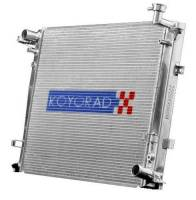 Koyorad Cooling Systems - Koyo V Series Aluminum Radiator 02-06 Acura RSX 2.0L I4 (MT) - Image 1