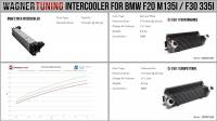 Wagner Tuning - Wagner Tuning BMW F20 F30 EVO I Competition Intercooler - Image 8