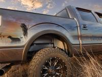 Husky Liners - Husky Liners 15-16 Chevy Colorado Black Rear Wheel Well Guards - Image 3