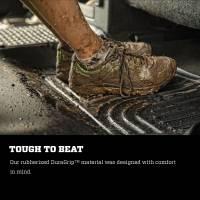 Husky Liners - Husky Liners 2018+ Jeep Wrangler X-Act Contour Black Front Floor Liners - Image 9