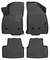 Husky Liners - Husky Liners 2016 Chevrolet Volt WeatherBeater Combo Black Floor Liners - Image 1